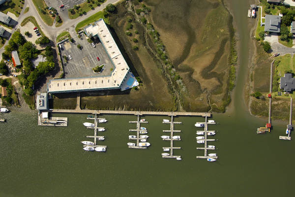 Edisto Island Marina