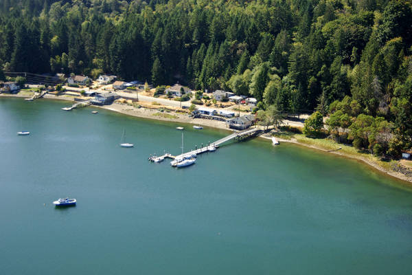 Port of Allyn Marina