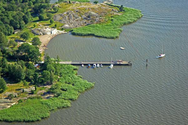 Oestra Holmen Ferry