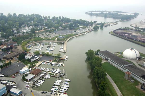 Huron Boat Basin