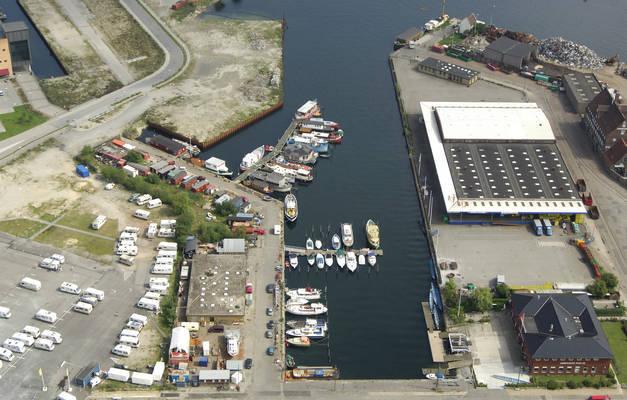 Havneholmen Marina