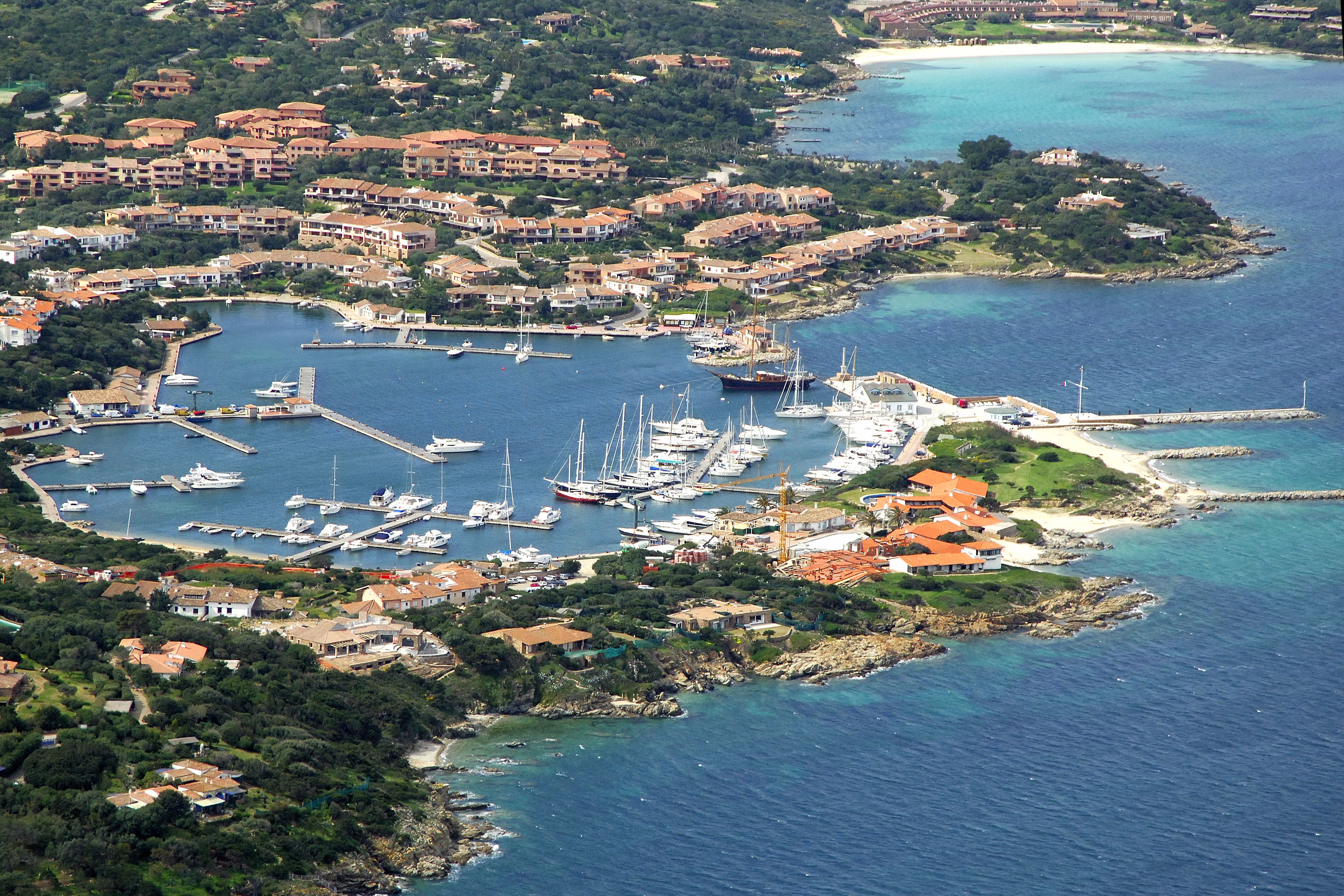 Image result for porto rotondo sardinia