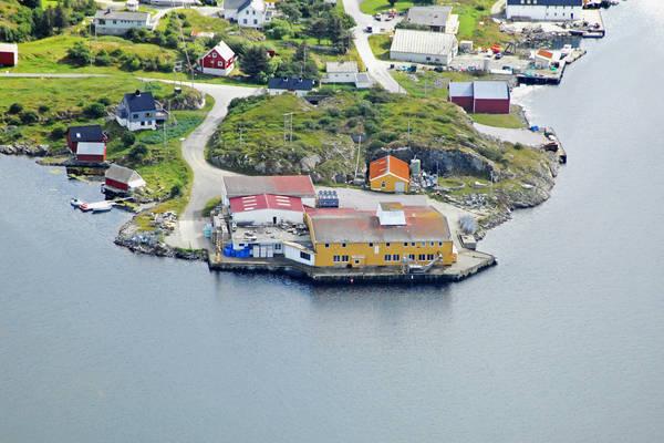 Dyrnesvagen Fishing Harbour