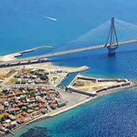 Antirriou Harbour