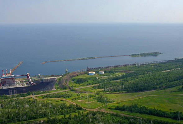 Taconite Harbor Anchorage