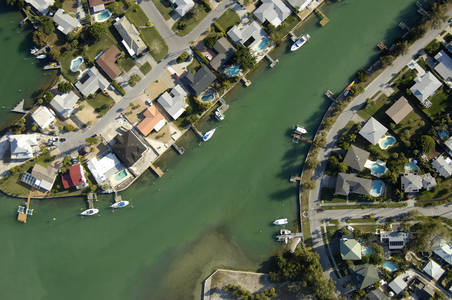 Little McPherson Bayou North Inlet