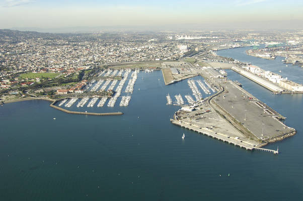 San Pedro Harbor