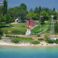 Little Traverse Light (Harbor Point Light)
