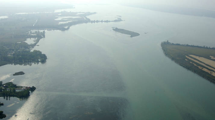 Fighting Island Channel Inlet