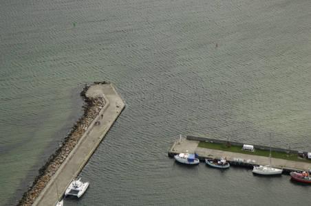 Hesnaes Havn Inlet