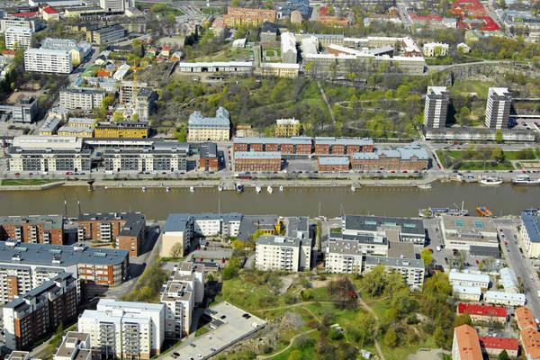 Aurajoki Turku Marina