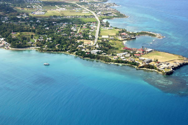Lucea Harbour Anchorage