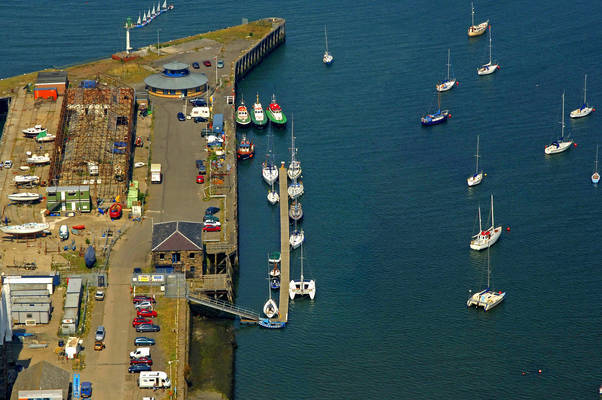 Royal Forth Yacht Club Slips