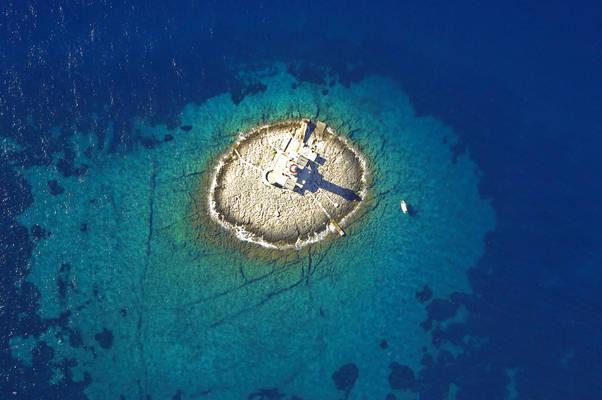 Hrid Porer Lighthouse