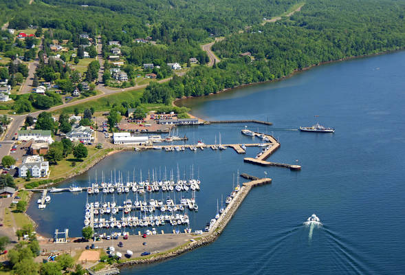 Bayfield City Dock Marina