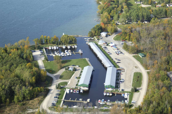 Ojibway Bay Marina