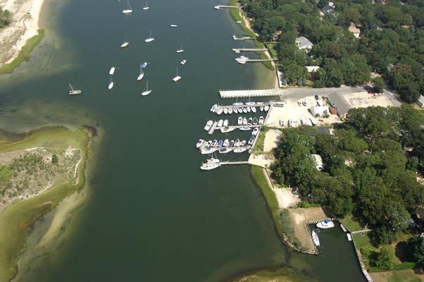 Hidden Cove Marina Inc