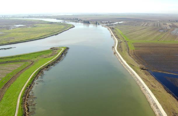 North Mokelumne River Inlet