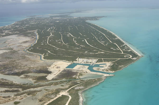 Southern Providenciales Island
