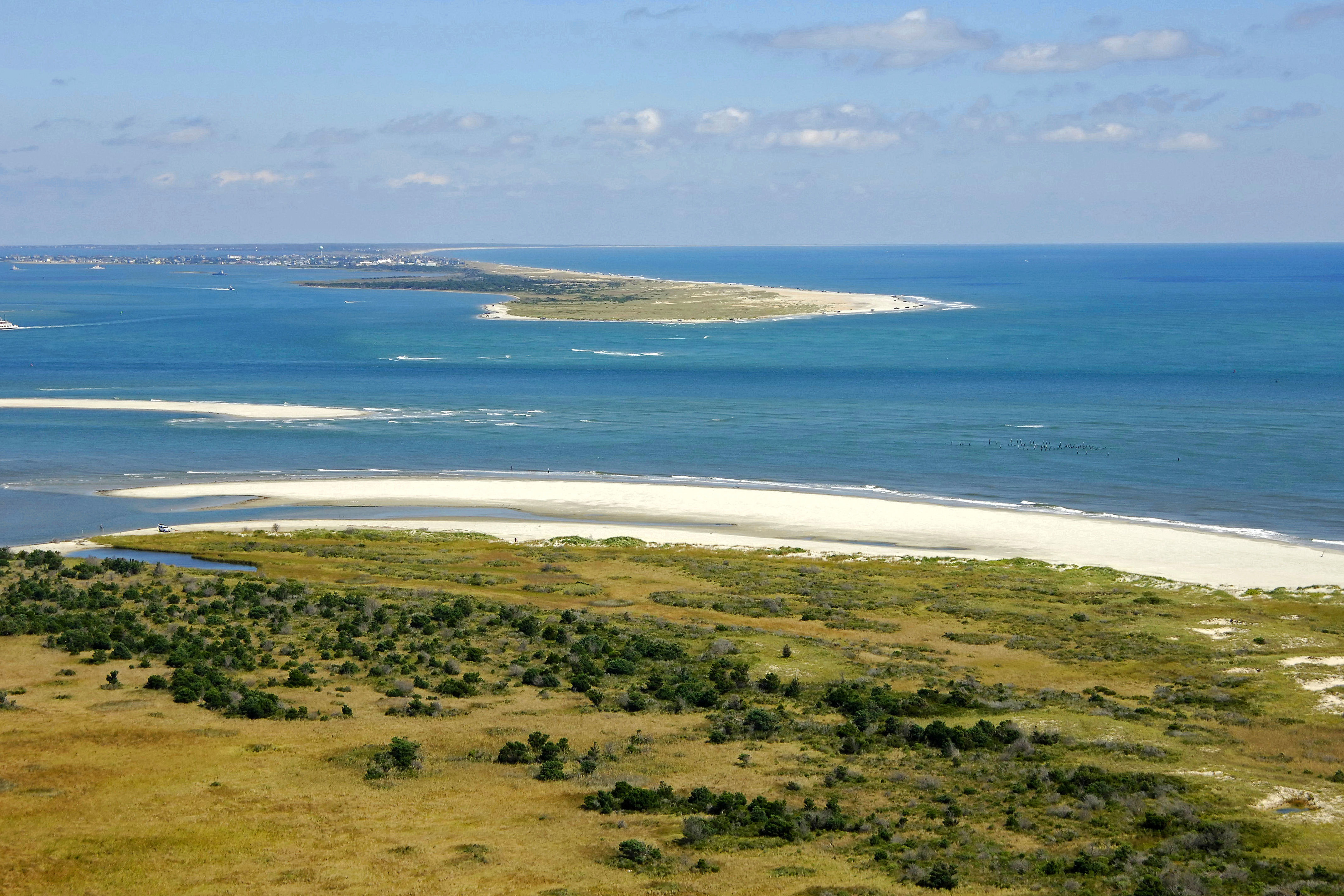 Hatteras Inlet In Hatteras Nc United States Inlet Reviews