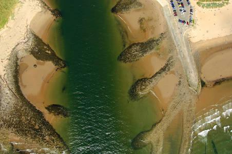 River Irvine Inlet