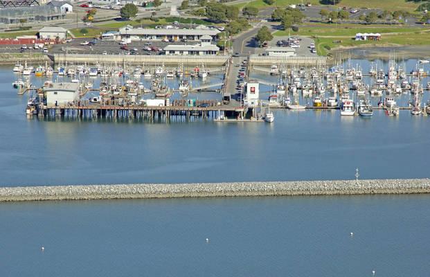 Pillar Point Harbor Gas Dock