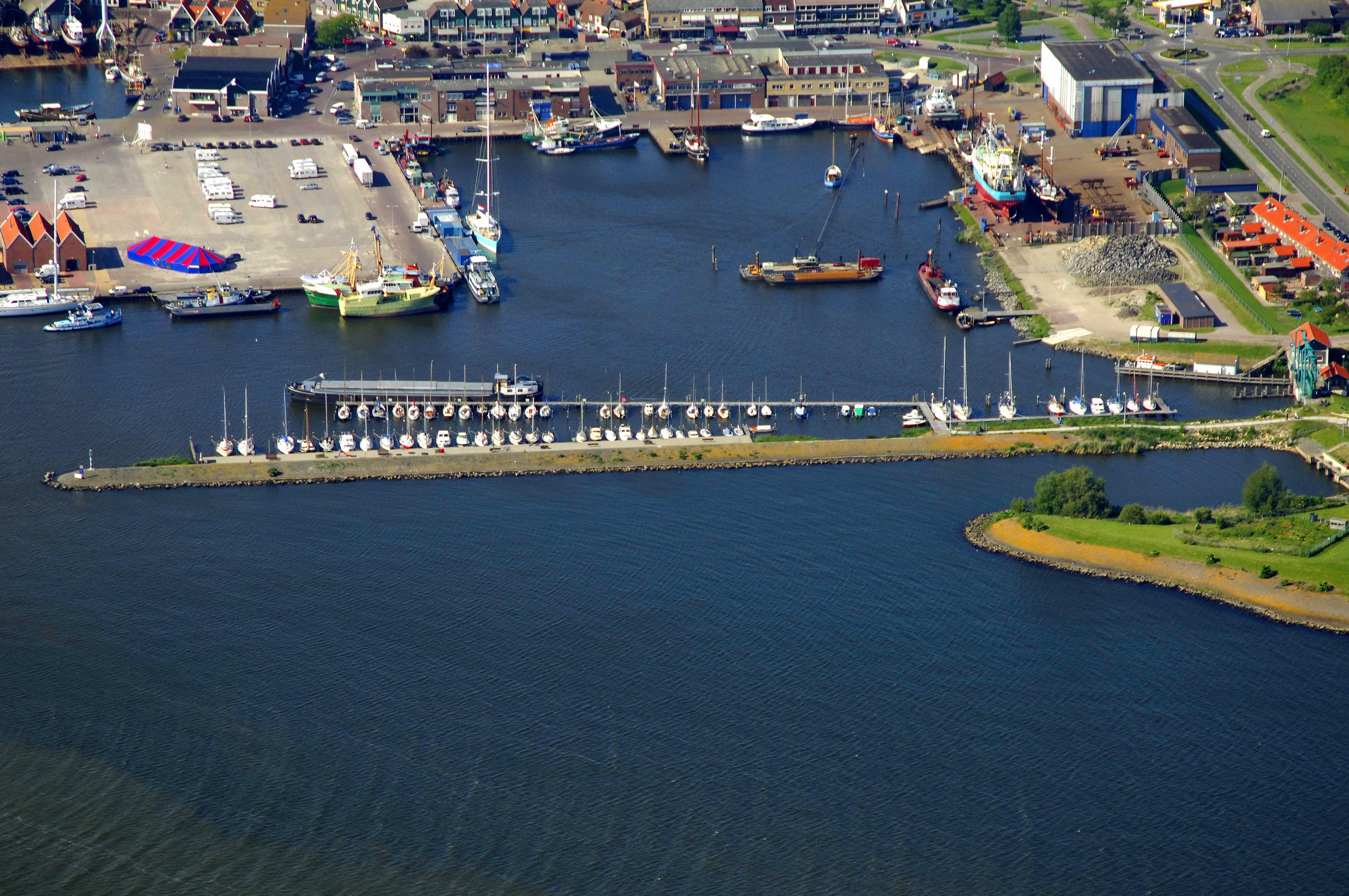 Urk Marina in Urk, Flevoland, Netherlands - Marina Reviews - Phone Number -  Marinas.com