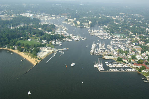 Back Creek Inlet - Annapolis