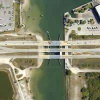 State Route 401 Twin Bascule Bridges