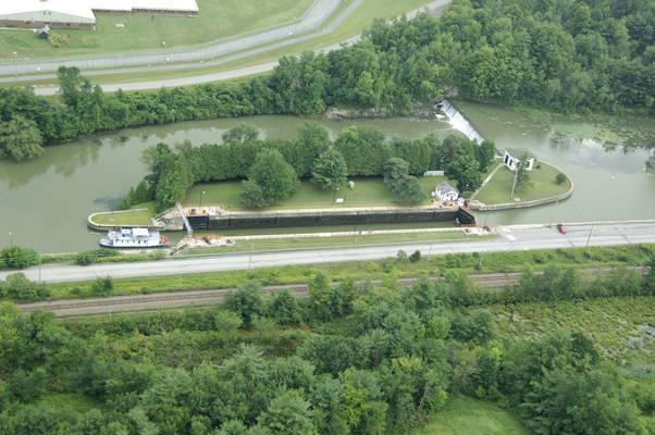 Champlain Canal Lock 11