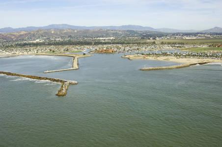 Ventura Harbor Inlet