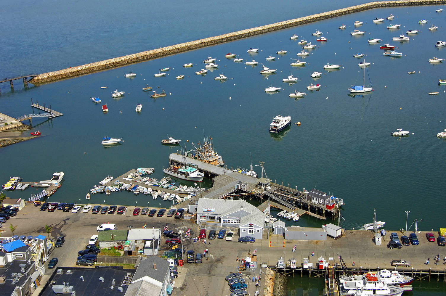 Plymouth Ma Dock Restaurant