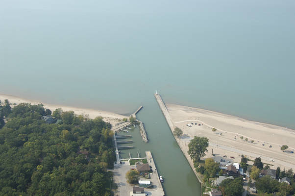 Grand Bend Harbor Inlet
