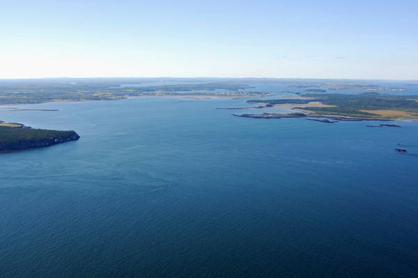 Quoddy Narrows Inlet