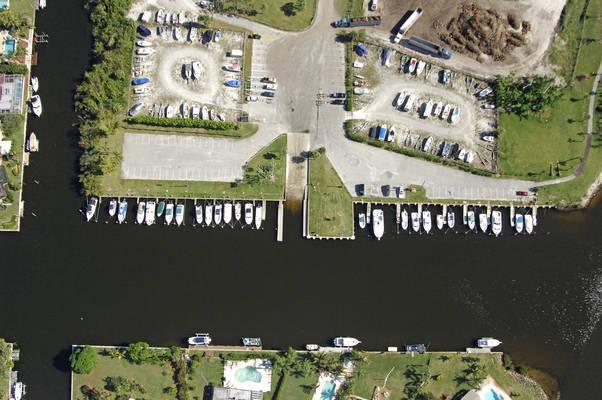 Anchorage Park Marina Ramp