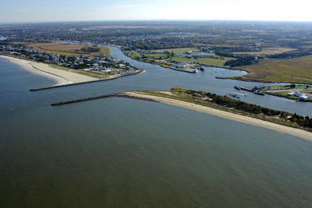 Lewes and Rehoboth Canal North Inlet