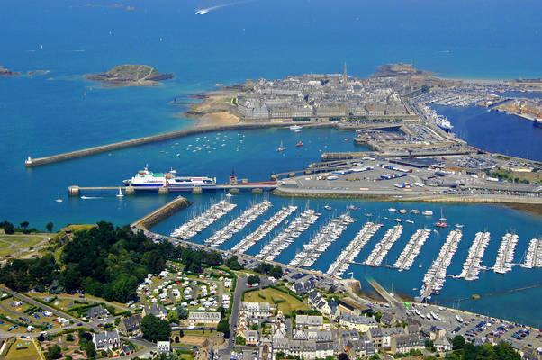 Saint Malo Ferry