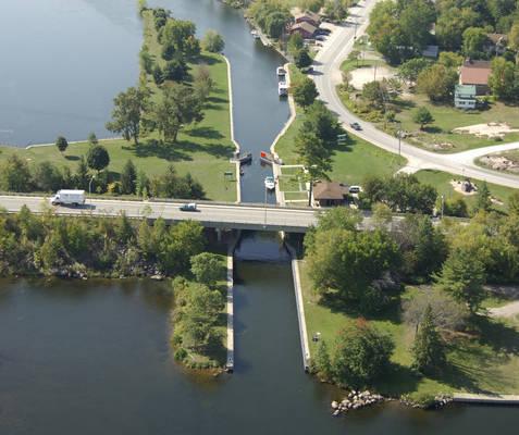 Trent River Lock 31
