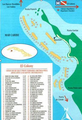 Marlin Marina El Colony