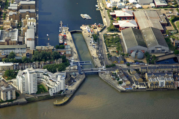 Manchester Road Lift Bridge