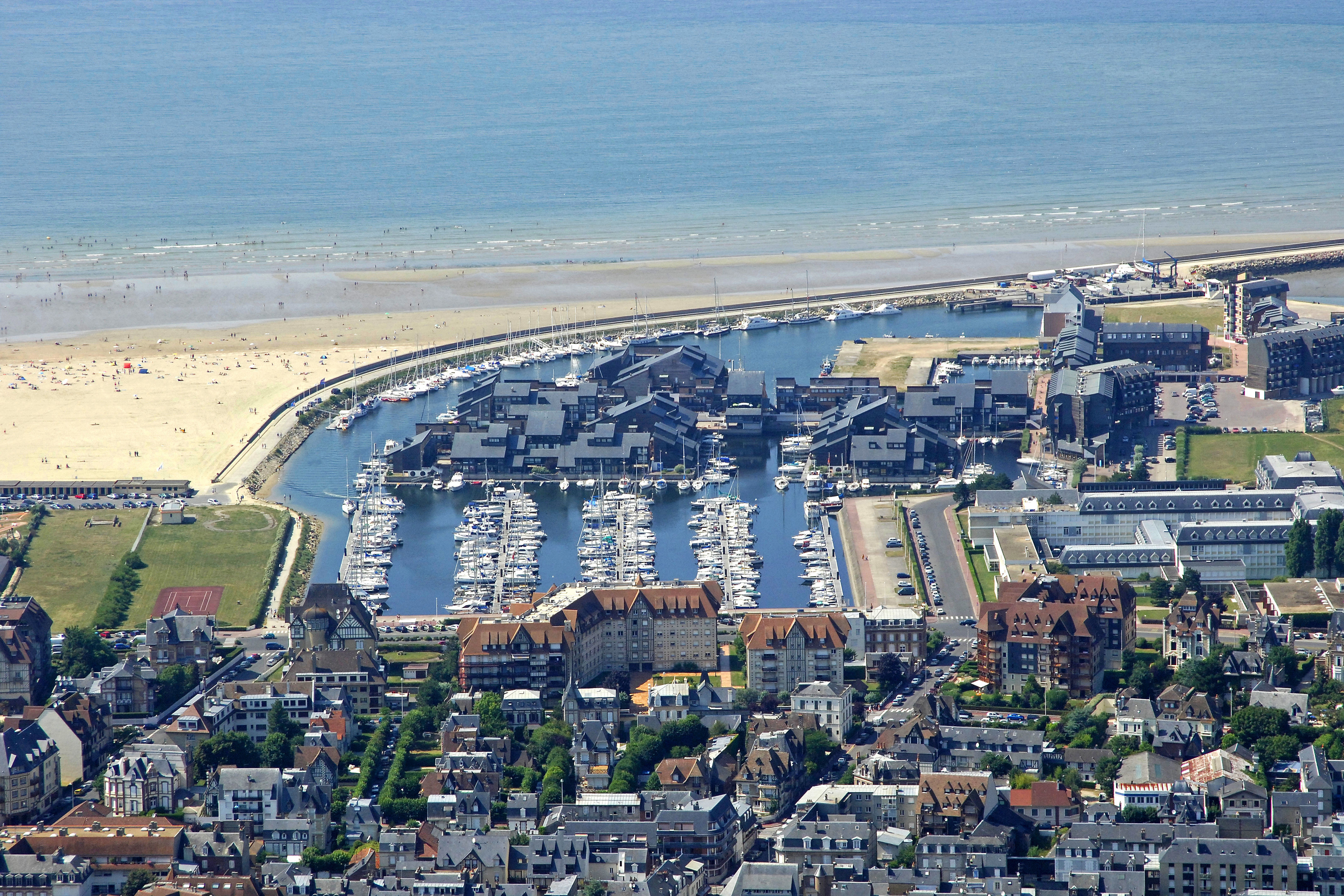 Deauville Marina in Deauville, France - Marina Reviews - Phone Number - Marinas.com