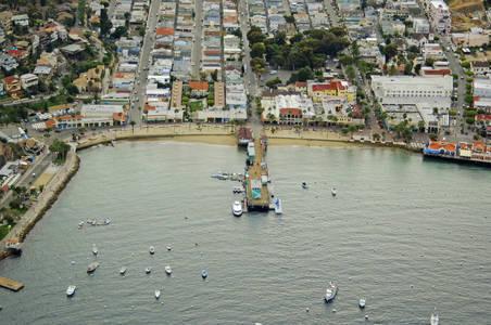City of Avalon Harbor Dept