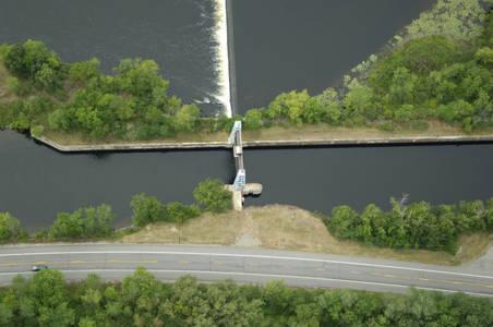 Champlain Canal Lock 8