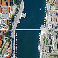 Zadar Harbour Bridge