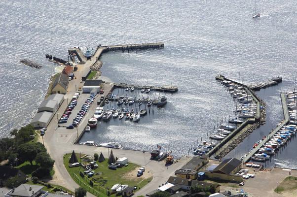 Kalvehave Old Ferry Terminal