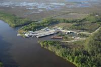 Talen's Marine & Fuel, Lake Arthur Dock