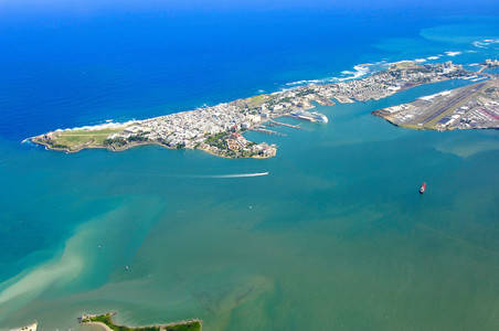 San Juan Harbor