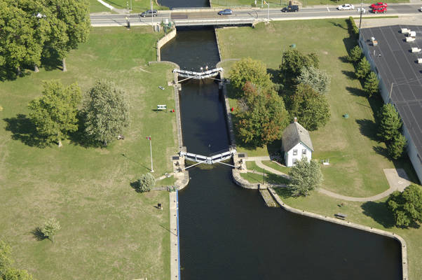 Rideau River Lock 31