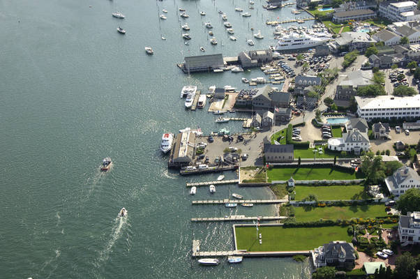 Edgartown Memorial Wharf