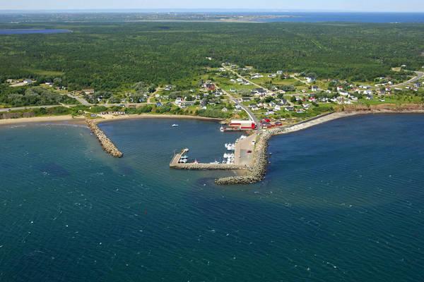 Port Morien Harbour